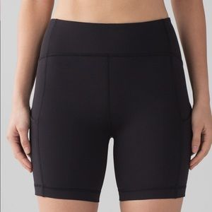 Lululemon Sole Training Black Short